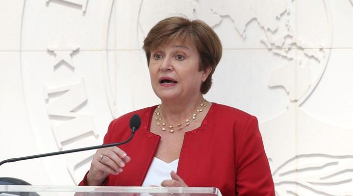 директор-распорядитель МВФ Кристалина Георгиева сообщила о новых условиях