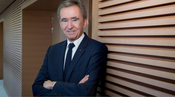 французький мільярдер Бернар Арно