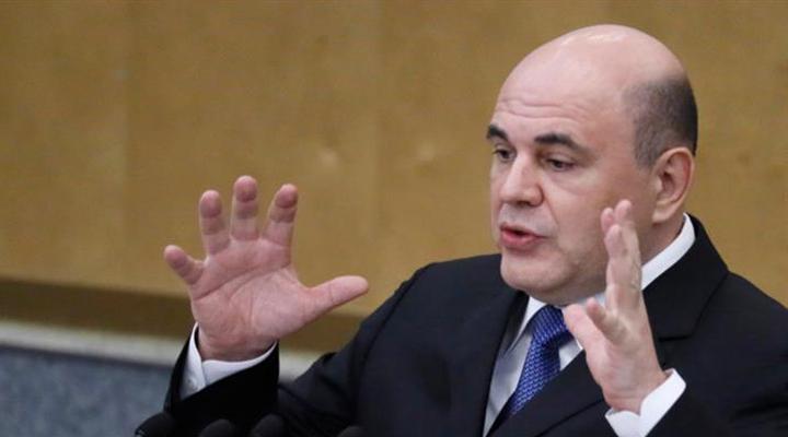 Держдума Росії затвердила Михайла Мішустіна прем'єр-міністром країни