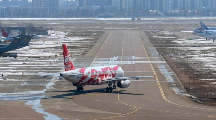 Харьковский и одесский аэропорты в 2019 году отлично поработали