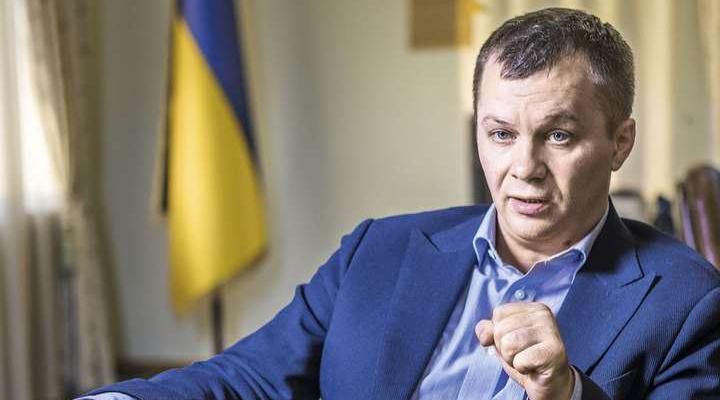 міністр розвитку економіки, торгівлі і сільського господарства Тимофій Милованов