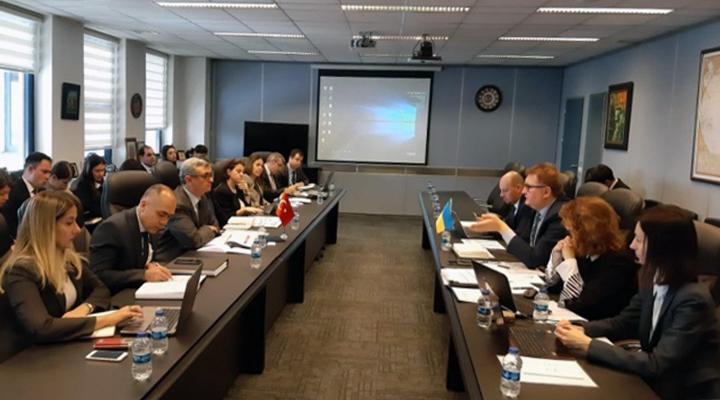 переговори в Анкарі про зону вільної торгівлі між Україною і Туреччиною