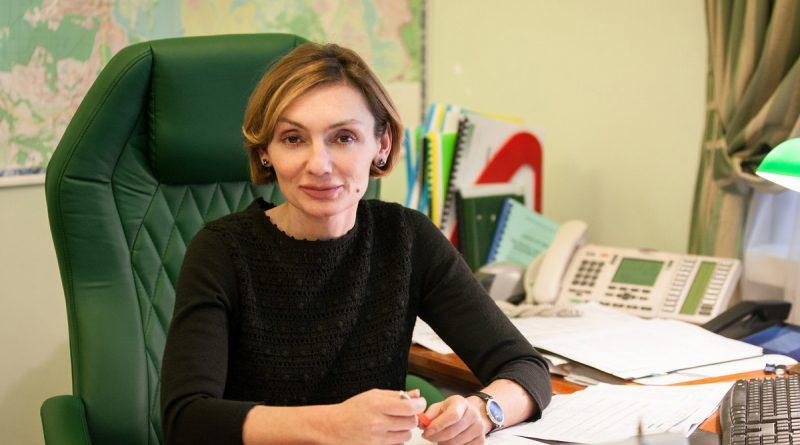 первый заместитель главы НБУ Екатерина Рожкова