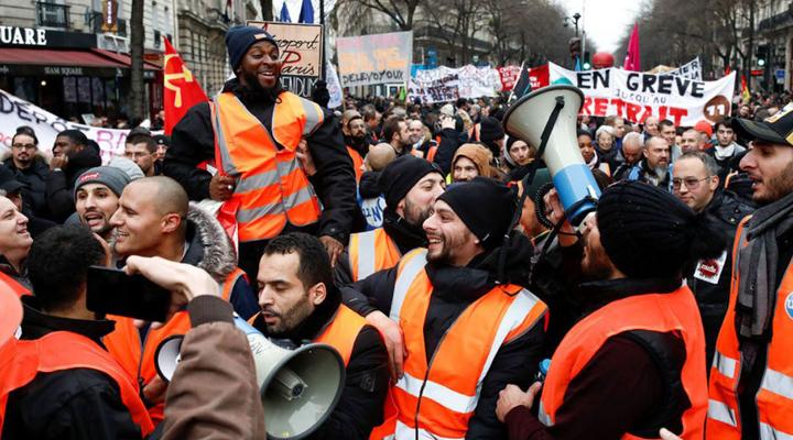 учасники протесту домоглися перегляду пенсійної реформи