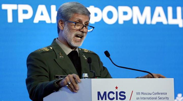 реакция Ирана на любой ответный удар США будет пропорциональна урону, который нанесла Америка
