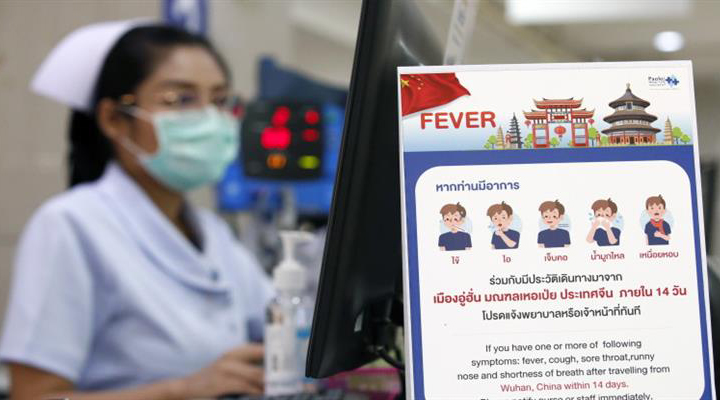 ряд країн посилили прикордонний контроль, щоб запобігти поширенню вірусу