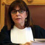 Греческий парламент впервые избрал женщину на пост президента