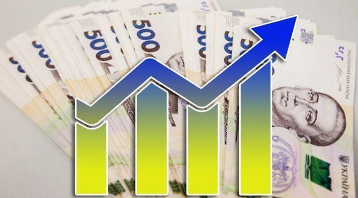 середня заробітна плата в Україні зросла в грудні на 1590 гривень