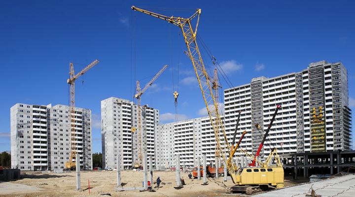 строительная отрасль Украины в 2019 году выросла на рекордные 20 процентов