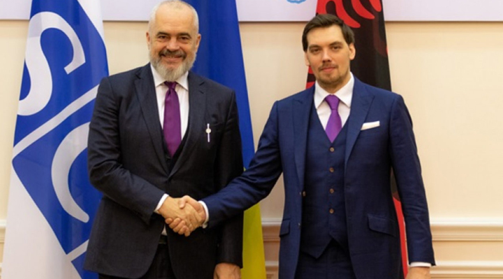 Україна і Албанія відкриють дипломатичні представництва