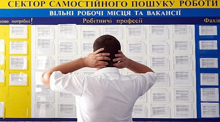 рівень безробіття в Україні в 3-му кварталі 2019 року склав 7,3 відсотка