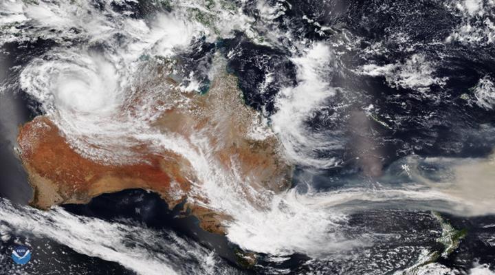 в Австралії продовжують бушувати пожежі