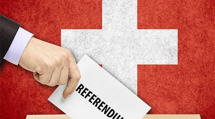 в Швейцарії буде проведено референдум щодо обмеження кількості мігрантів з країн ЄС