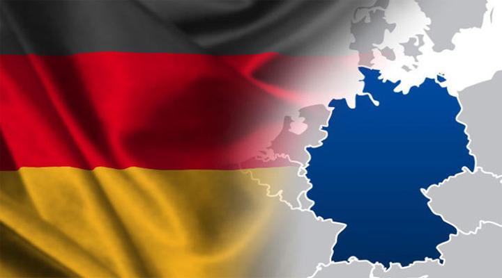 Зарплата в Німеччині по регіонам