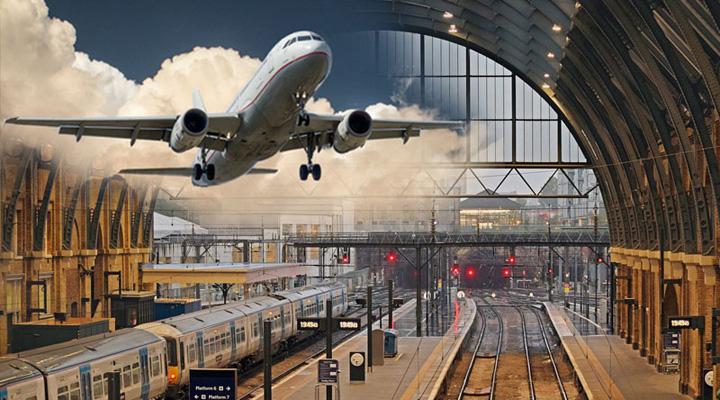 жители многих стран намерены реже пользоваться самолетами