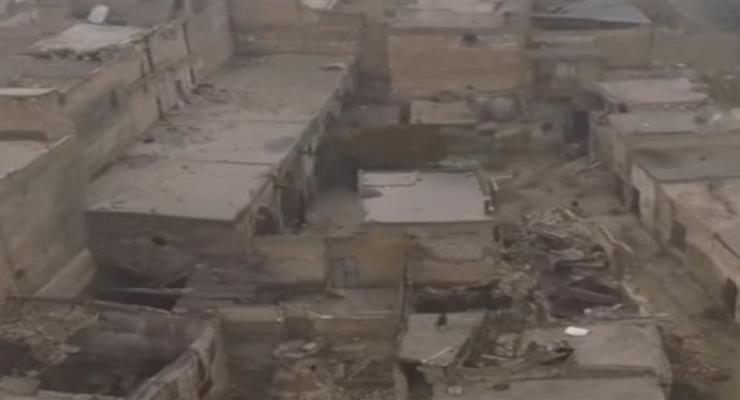 Джихадисты снова обстреляли мечеть сирийской армии в Алеппо