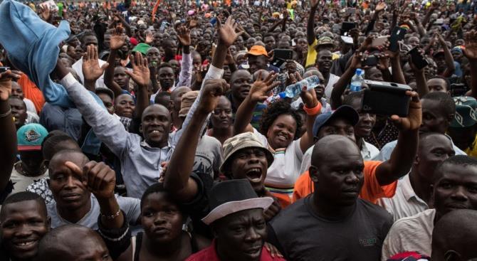 Не менее 20 человек погибли во время богослужения в Танзании