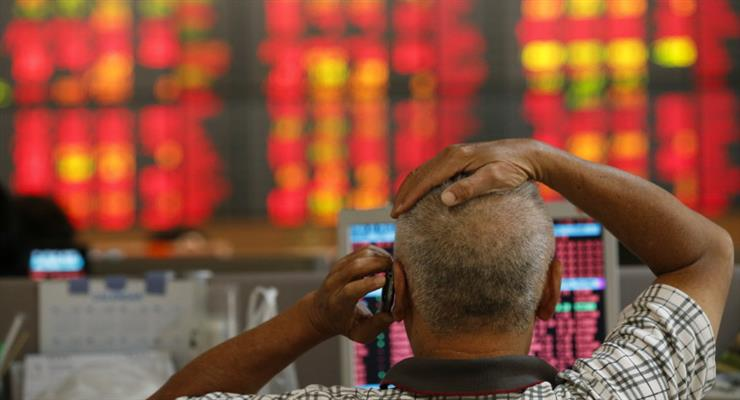 Красная волна на азиатских рынках из-за коронавируса