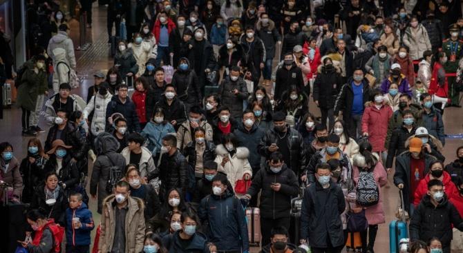 Более 20 000 человек уже заражены коронавирусом