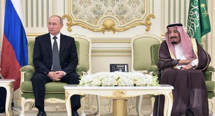 Путин и король Саудовской Аравии будут «будут накачивать» цены на нефть