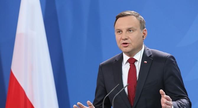 Президент Польши подписал законопроект о дисциплинарных санкциях в отношении судей