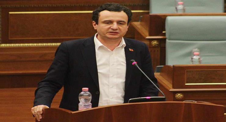 Курти отказывается соглашаться с Сербией
