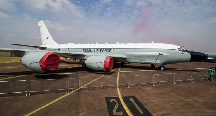 Два разведывательных самолета США пролетели над Корейским полуостровом