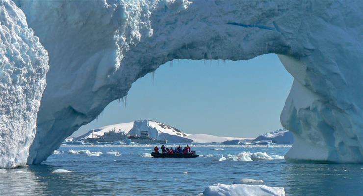 Антарктида зафиксировала самую высокую температуру в истории