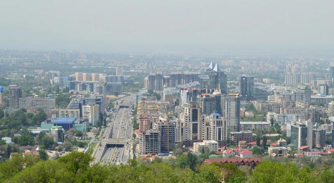Этнические столкновения в Казахстане