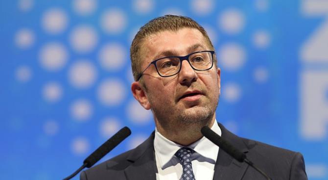 VMRO-DPMNE обещает более высокую заработную плату, пенсии и 8% фиксированный налог
