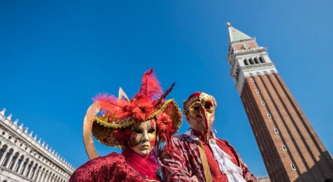 Венецианский карнавал начался, есть свободные номера для туристов