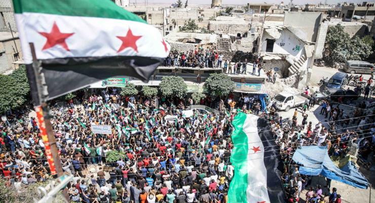 Сирия освободила от террористов 600 квадратных километров в Алеппо и Идлибе