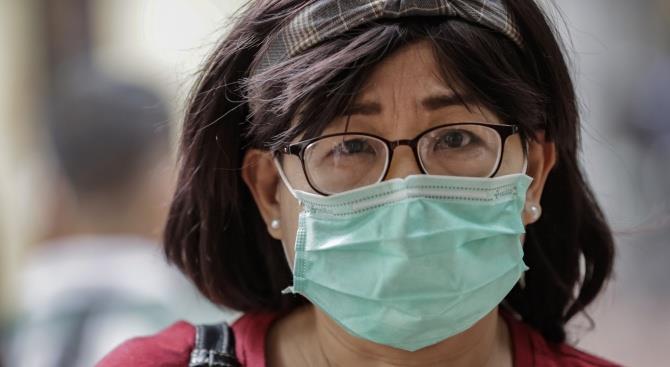 Китайская женщина была госпитализирована с подозрением на коронавирус на Кипре