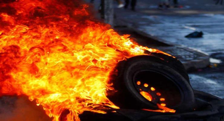 Жестокая авария автобуса в Индии