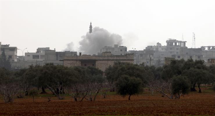 Сирийская армия восстановила контроль над шоссе Дамаск-Алеппо