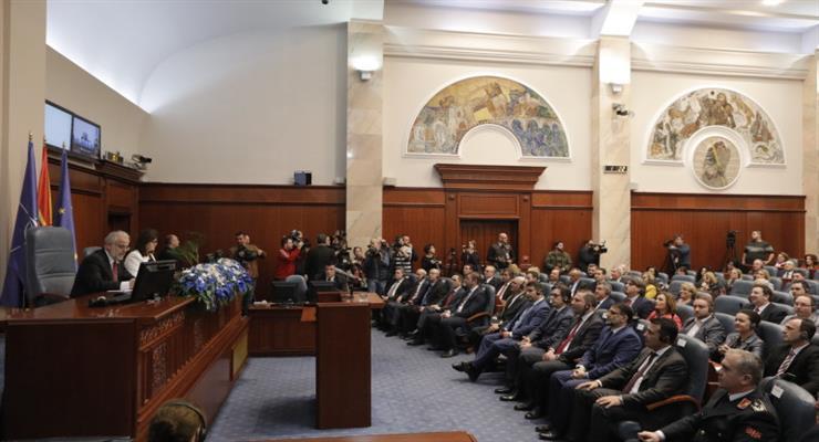 Северная Македония ратифицирует протокол о членстве в НАТО