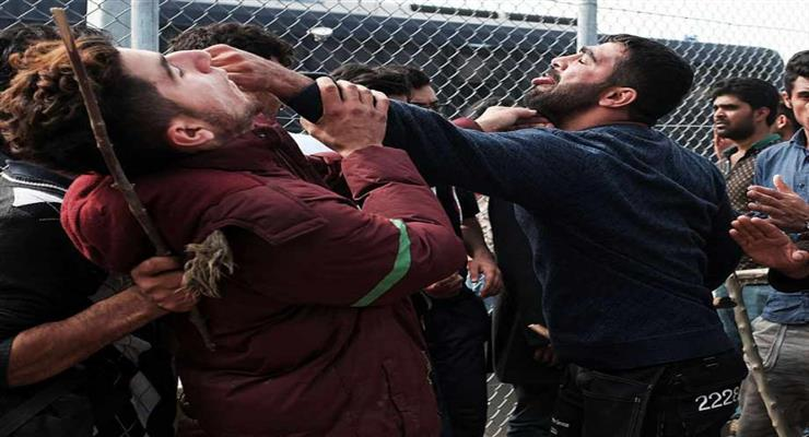 Эгейские острова буквально начинают восстание против греческого правительства - из-за мигрантов