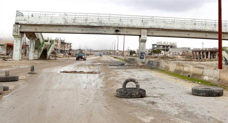 Американские солдаты стреляли в жителей Гашека в Сирии