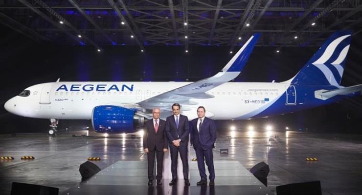 Греческая авиакомпания растет