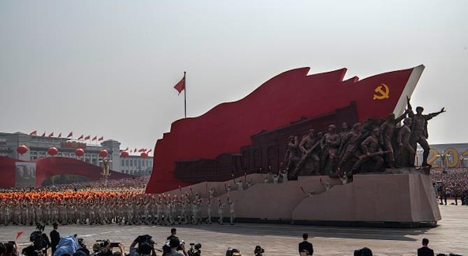 Лидер Коммунистической партии в китайской провинции Хубэй был отстранен