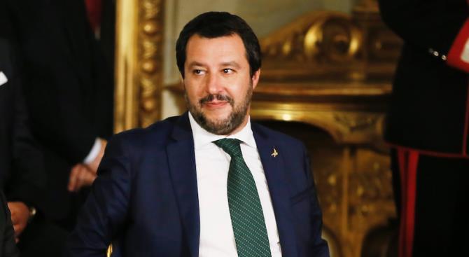 Сенат Италии объявляет об импичменте иммунитета Маттео Сальвини