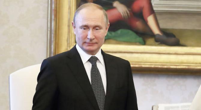 Доверие Путина упало до самого низкого уровня за шесть лет