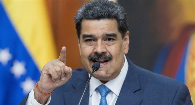 Мадуро отправляет Гвидо в тюрьму