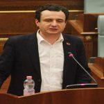 Макрон пише Курті про скасування митних зборів Сербії