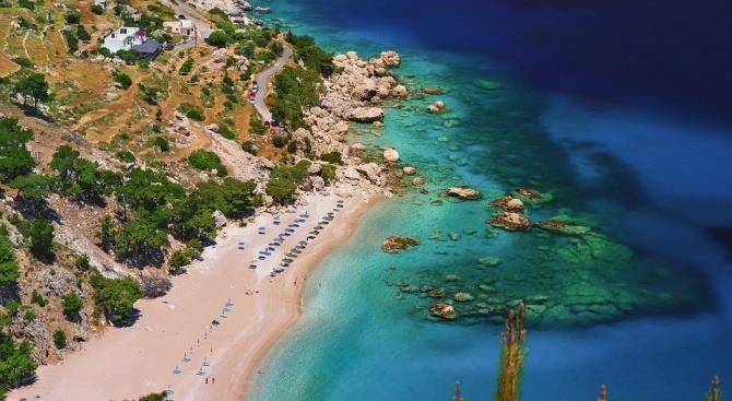 Землетрясение магнитудой 4,8 бала потрясло греческий остров Карпатос
