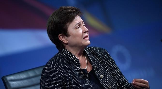Кристалина Георгиева комментирует влияние коронавируса на мировую экономику
