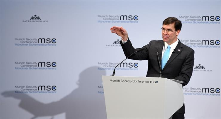 Америка клеймит Китай: Huawei - троянский конь китайских спецслужб в НАТО