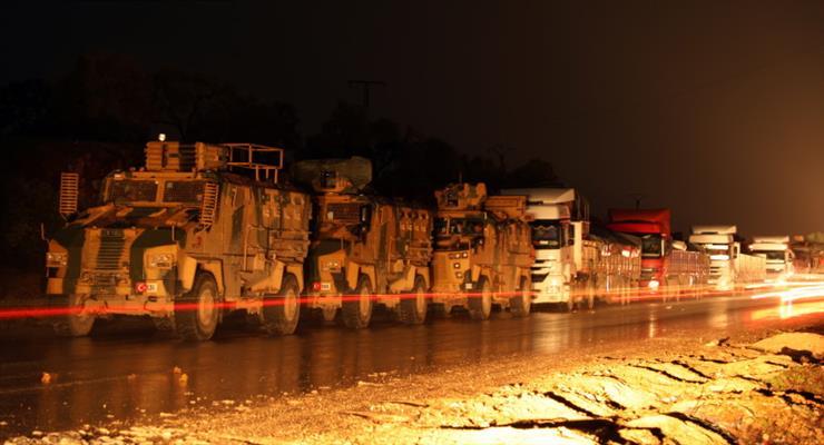 Трамп и Эрдоган обсудили прекращение кризиса в Идлибе