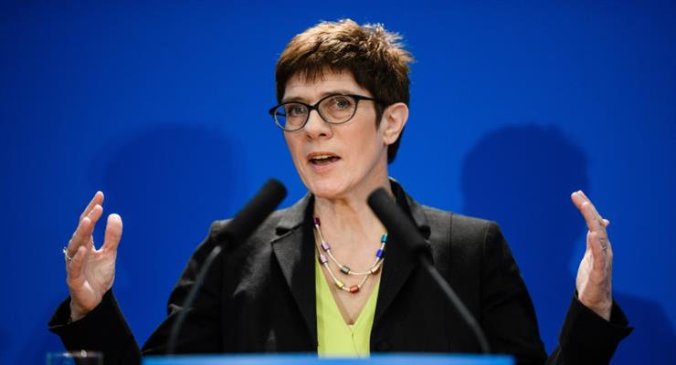 Бундесвер: Россия вторгается в Европу и не уважает суверенитет стран