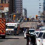 Стрілянина в центрі Торонто